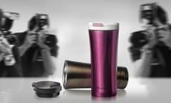Термокружка Asobu Manhattan (0,5 литра) розовая V700 pink