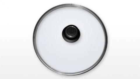 Крышка стеклянная 20см BAF с жаропрочной ручкой 800172202