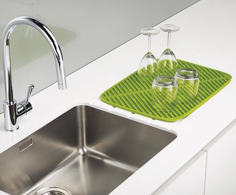 Коврик для сушки посуды Joseph Joseph Flume™ большой серый 85089