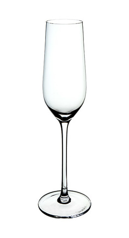 Набор из 6 бокалов для шампанского 230мл Strotskis Rossi арт.0203/6