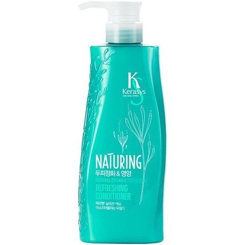 Кондиционер для волос Kerasys Naturing УХОД ЗА КОЖЕЙ ГОЛОВЫ 500мл 251973