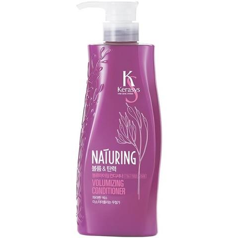 Кондиционер для волос Kerasys Naturing ОБЪЕМ И ЭЛАСТИЧНОСТЬ 500мл 251997
