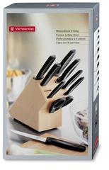 Набор Victorinox кухонный, 9 предметов, в подставке 5.1193.9