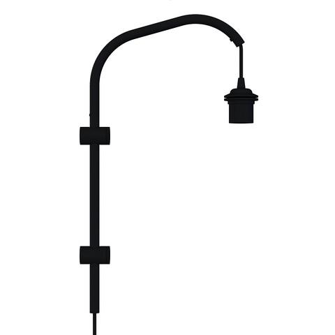 Основание для бра Мини Willow Mini wall hanger black H 50 cm Umage 4151