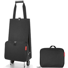 Сумка на колесиках Reisenthel Foldabletrolley black HK7003