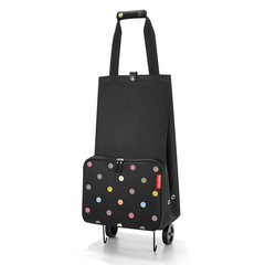 Сумка на колесиках Reisenthel Foldabletrolley dots HK7009