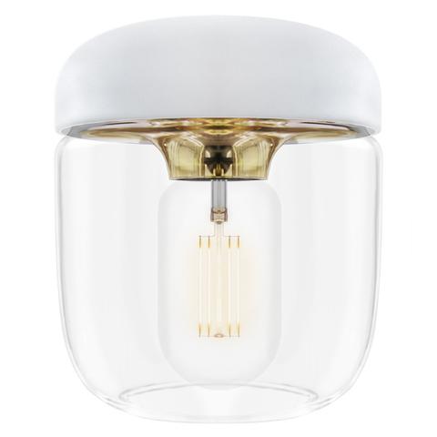 Плафон Acorn white brass Umage 2105