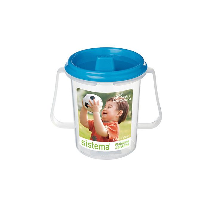 Детская чашка с носиком 250 мл Sistema HYDRATE 67