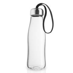 Бутылка стеклянная 500 мл черная Eva Solo 575040