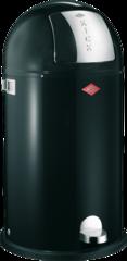 Ведро для мусора с заслонкой и педалью 40л Wesco Kickboy 177731-62