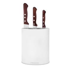 Набор из 3 кухонный ножей ARCOS Atlantico и подставки арт. 7941 ATLANTICO