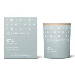 Свеча ароматическая OY с крышкой, 65 г (новая) SKANDINAVISK SK20202