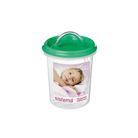 Детская чашка с носиком 250мл Sistema HYDRATE 40