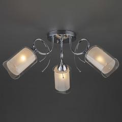 Потолочный светильник Eurosvet Renee 30122/3 хром