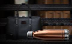 Термос-бутылка Asobu Central park (0,51 литра) медная SBV17 copper-silver