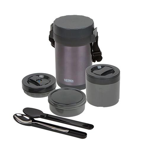 Многофункциональный термос для еды Thermos JBG-1800 Food Jar (1,8 литра) черный
