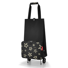 Сумка на колесиках Reisenthel Foldabletrolley stars HK7046
