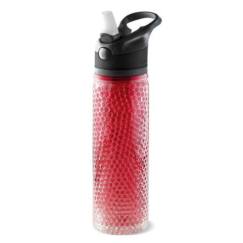 Термобутылка Asobu Deep freeze (0,6 литра) красная