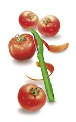 Овощечистка Victorinox, зеленая* 7.6075.4