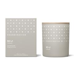 Свеча ароматическая RO с крышкой, 200 г (новая) SKANDINAVISK SK20107