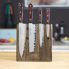 Комплект из 4 ножей Samura Kaiju и подставки
