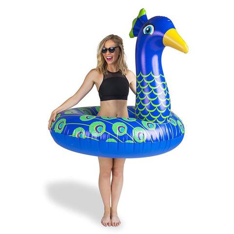 Круг надувной Peacock BigMouth BMPF-PC