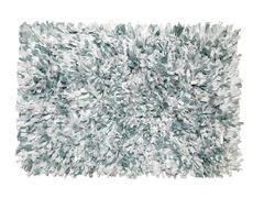 Коврик 53х86 Carnation Home Fashions Paper Shag Mineral Blue BM-M7L/57
