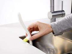 Щетка для мытья посуды Joseph Joseph Edge™ зеленая 85025