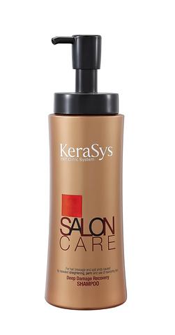 Шампунь для волос Kerasys Салон Кэр Интенсивное восстановление 470г 887196