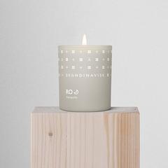 Свеча ароматическая RO с крышкой, 65 г (новая) SKANDINAVISK SK20207