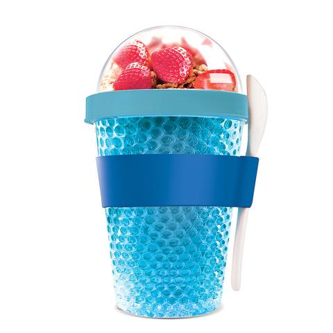 Контейнер Asobu Chill yo 2 go (0,38 литра) голубой