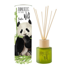 Диффузор ароматический Panda - бамбуковый Wild 100 мл Ambientair MK100BWAW