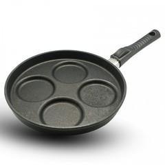 Сковорода литая для яичницы и оладий 26см BAF Giant Newline Induktion со съемной ручкой 500108260-I