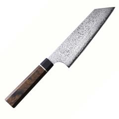 Нож кухонный Bunka 164мм SUNCRAFT SENZO BLACK BD-08