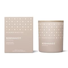 Свеча ароматическая ROSENHAVE с крышкой, 200 г (новая) SKANDINAVISK SK20110