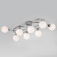 Потолочный светильник Eurosvet Whitney 30133/8 хром