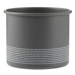Горшок TYPHOON Monochrome 700 мл серый 1401.069V