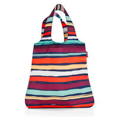 Сумка складная Reisenthel Mini maxi shopper artist stripes AT3058