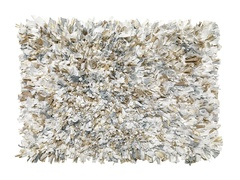 Коврик 53х86 Carnation Home Fashions Paper Shag Natural BM-M7L/41