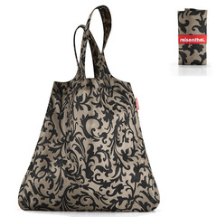 Сумка складная Reisenthel Mini maxi shopper baroque taupe AT7027