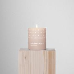 Свеча ароматическая ROSENHAVE с крышкой, 65 г (новая) SKANDINAVISK SK20210