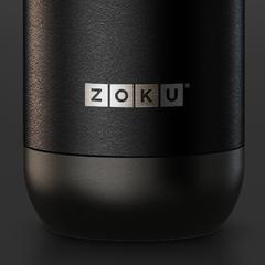 Термос Zoku PC, 500 мл, черный ZK142-101