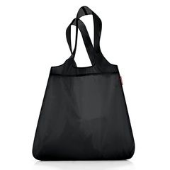 Сумка складная Reisenthel Mini maxi shopper black AT0002