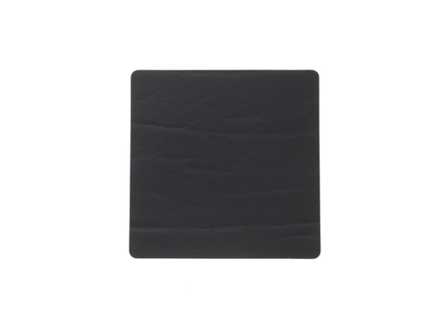 Подстаканник квадратный 10x10 см LindDNA Buffalo black 98887