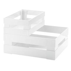 Набор из 2 ящиков Guzzini Tidy & Store белый 16950011