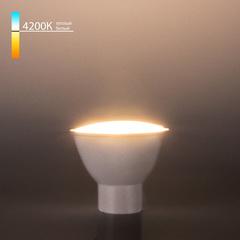 Светодиодная лампа GU10 LED 5W 4200K Elektrostandard