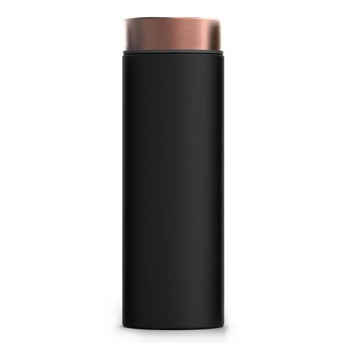 Термос Asobu Le baton (0,5 литра) черный/медный