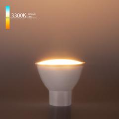 Светодиодная лампа GU10 LED 5W 3300K Elektrostandard