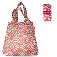 Сумка складная Reisenthel Mini maxi shopper diamonds rouge AT3065