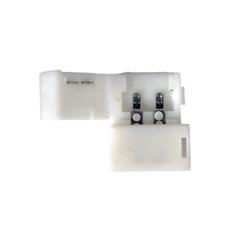 Коннектор для одноцветной светодиодной ленты 5050 жесткий (10 шт.) LED 2A Elektrostandard